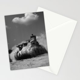 Tank Training - Fort Knox - 1942 Stationery Cards