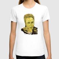 christopher walken T-shirts featuring Christopher by Rabassa