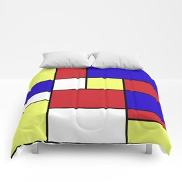 Abstract #406 Comforters