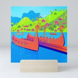 Norway 12 Mini Art Print