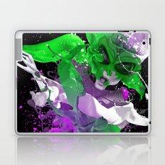 Colorize the Alien Laptop & iPad Skin