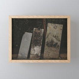 Hidden 1 Framed Mini Art Print
