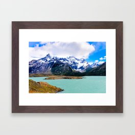 Patagonia Framed Art Print