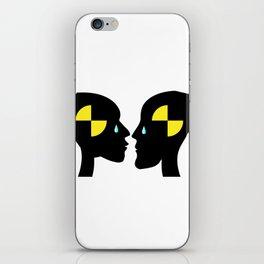 Test Dummy Love iPhone Skin