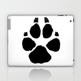 Brushy Paw Laptop & iPad Skin