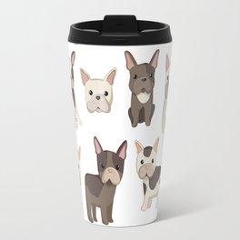 French Bulldog Life Travel Mug