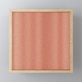 Brushed Copper Framed Mini Art Print