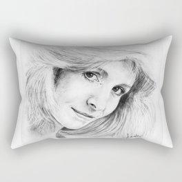 sweet lady jane... Rectangular Pillow