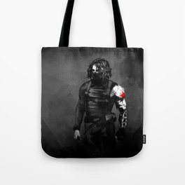 Who the hell is Bucky? Tote Bag