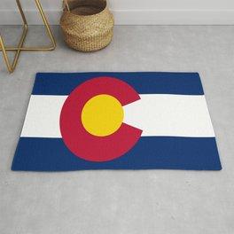 flag colorado,america,usa,south,desert, The Centennial State,Coloradan,Coloradoan,Denver,Springs Rug