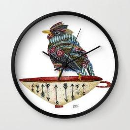 Spirit Bird Wall Clock