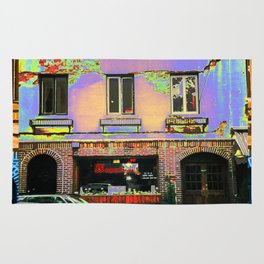 Stonewall, Christopher Street, Greenwich Village, NYC, NY Rug