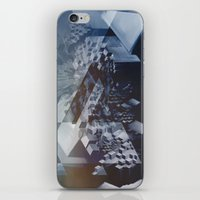 san francisco iPhone & iPod Skins featuring San Francisco by Subcon