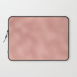 Rose gold - Touch of Rose Laptop Sleeve
