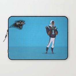 Cam Newton Laptop Sleeve