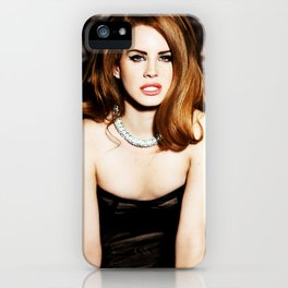 Vogue Italy iPhone Case