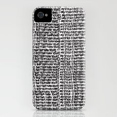 My style is better than yours punition iPhone (4, 4s) Slim Case