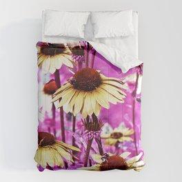 Flowers 72 Comforters
