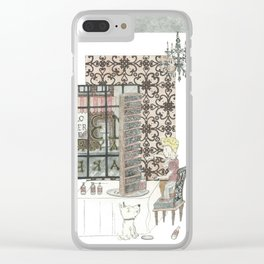 13 Layer Cake Clear iPhone Case