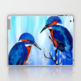 Kingfishers Laptop & iPad Skin