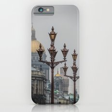 Street lights of Saint Petersburg  iPhone 6s Slim Case