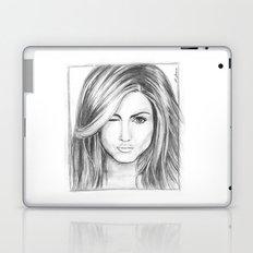 Jennifer Aniston Laptop & iPad Skin