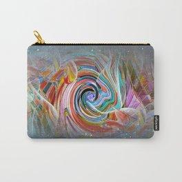 Twisterworld by Nico Bielow Carry-All Pouch