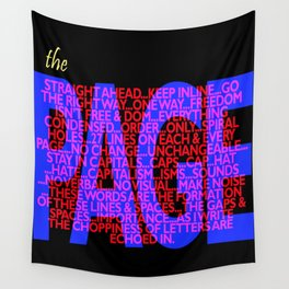 The Page Wall Tapestry