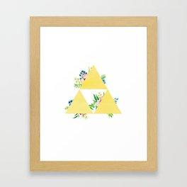 Tri a Little Tenderness Framed Art Print