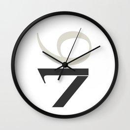 16-17 Wall Clock