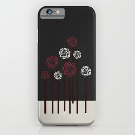 december roses iPhone Case