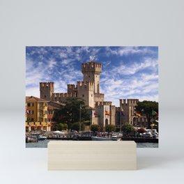 Scaliger Castle Mini Art Print