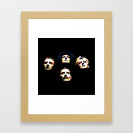 Queen band Framed Art Print