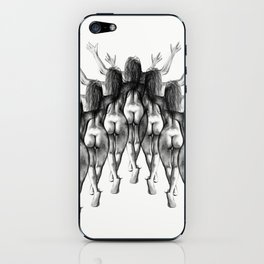 Loyalty iPhone Skin