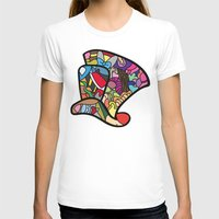 mad hatter T-shirts featuring Mad hatter by Ilse S