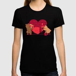 Building Our Love T-shirt