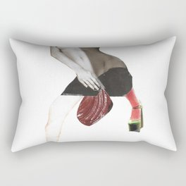 Undressed Rectangular Pillow