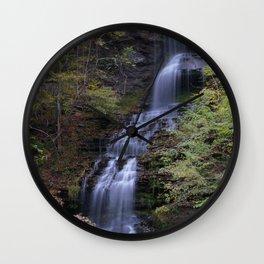 Almost Heaven West Virginia Wall Clock