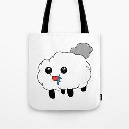 Sheep the Bleep Tote Bag