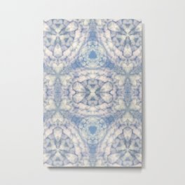Pattern of clouds 03 Metal Print