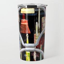 brushes in color Travel Mug