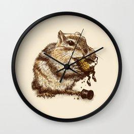Occupational Hazard  Wall Clock
