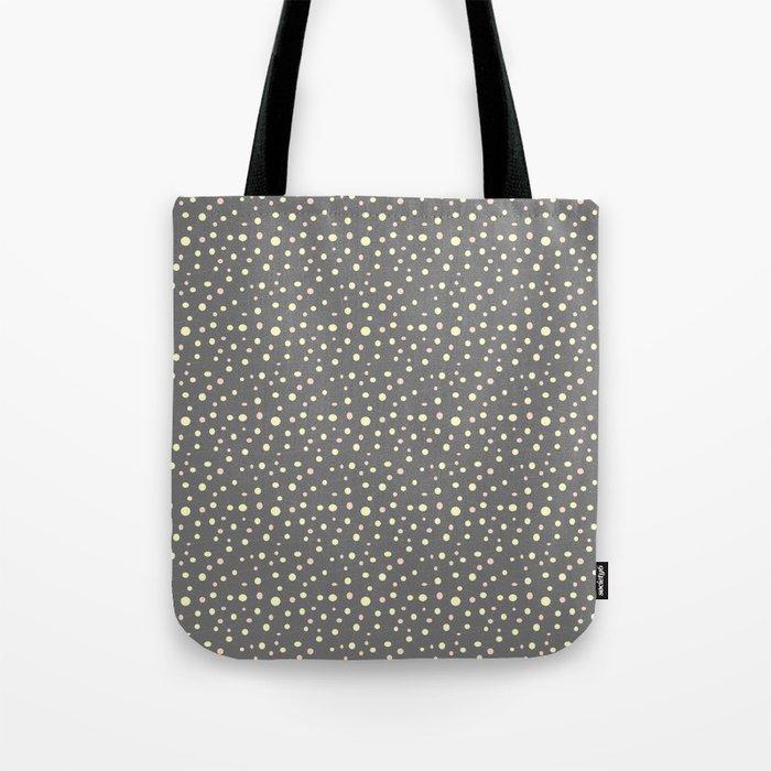 pastel spider Tote Bag