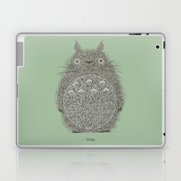 Green Totoro Laptop & iPad Skin