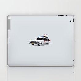 Ghostbusters Illustrated Ecto 1 Laptop & iPad Skin