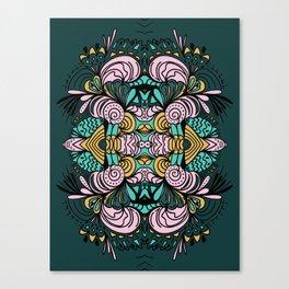 Ornamental Canvas Print