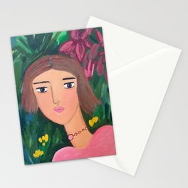 Island Girl Stationery Cards