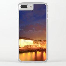 San Sebastian Basque Clear iPhone Case