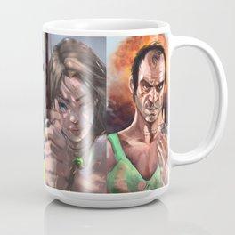 Character Mish-Mash Coffee Mug
