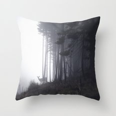 tell me about the forest II Throw Pillow